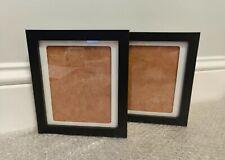 White Edge Steelbook Frame (Double Set)