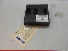 03-07 MERCEDES BENZ E CLASS ECU TEMIC CONTROL UNIT 2115452232 NB0520