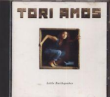 TORI AMOS - Little earthquakes - CD 1992 NEAR MINT CONDITION UNPLAYED