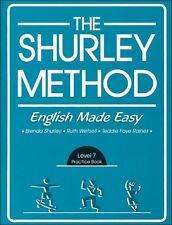 Shurley English Level 7 Practice Book - New