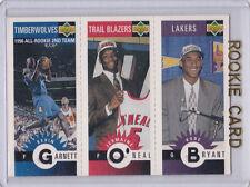 Kobe Bryant NBA RC Basketball ROOKIE CARD 1996/97 Upper Deck INSERT Lakers!