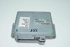 Steuergerät Motorsteuergerät Peugeot 306 1.6i Bj. 1995 9617161480 0261200676