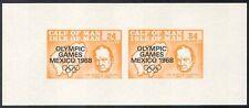 Pantorrilla de hombre Churchill/Juegos Olímpicos 1968 o/p m/s ref:s5122