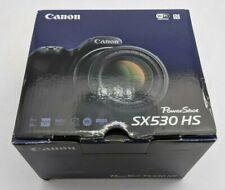 Open Box  Canon PowerShot SX530 HS 16MP 24mm -DS3907