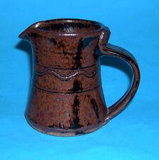 Australian Barambah Studio Pottery - Stoneware Jug (Michael Cardew Inspired).