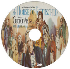 The House of Rothschild - George Arliss, Loretta Young - DVD -1934