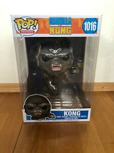 Funko Pop! Movies ** Godzilla vs. Kong 1016 ** 10inch Kong 25 cm ** NEU OVP