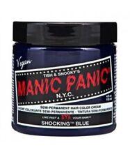 Unisex Blue Hair Colouring
