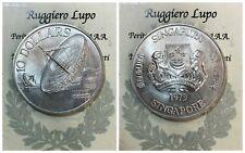 Asia - SINGAPORE 10 $ DOLLARS 1979 km 17.1 UNC