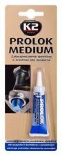 Adhesivo anaerobico / Resistencia media / Protector roscas conicas / K2 / 6 ml