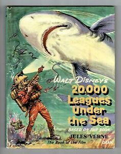 20,000 Leagues Under The Sea - 1955 -  VERY NICE COPY!!