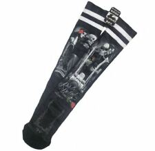 DGA Day of the Dead Ride or Die Rockabilly Art Ladies Tube Socks - My Old Lady