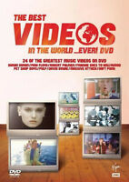 THE BEST VIDEOS IN THE WORLD EVER DVD Duran Duran Ultravox, Moby UK Rele New R2