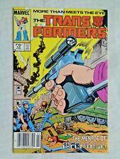 Transformers Vol. 1 Number 13 February 1986 Marvel Comics First Print NM (9.4)