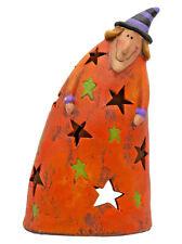 Partylite Teelichthalter Spooky House Magier Zauberer Herbst Halloween Deko