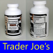 Trader Joe's @Glucosamine for dogs Chewable Tablets@ 1 Can with 100 Tab. - 05/23