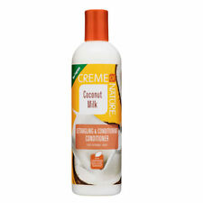 Creme of Nature Coconut Milk Hair DETANGLING CONDITIONING CONDITIONER Natural 12