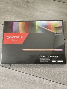 Caran D'ache Pastel Pencils - Set of 20