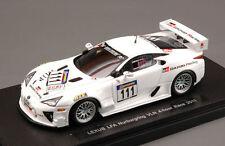 Lexus LFA #111 Nurburgring VLN Race 2011 1:43 Model 44629 EBBRO