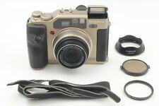 [N Mint] Fuji Fujifilm GA645 Zi 6x4.5 Medium Film Camera Hood Strap From Japan
