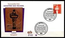 """Leuchtturm """"Alte Weser"""". FDC(1). BRD 1976"""