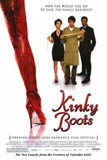 "KINKY BOOTS Original 27x40"" DS Movie poster Gay Cinema Joel Edgerton Nick Frost"