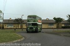 Lincolnshire Roadcar 2537 Aug 1982 Bus Photo D