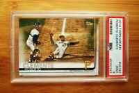 2019 Topps Update #US187 ROBERTO CLEMENTE Pittsburgh Pirates PSA 9 MINT