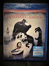 An American Werewolf in London: Restored Edition (2016, Blu-Ray) New