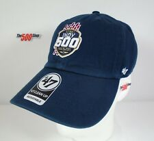 2019 Indianapolis 500 103rd Running Event Collector Cap 47 Clean Up Hat Navy