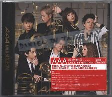 AAA: Gold Symphony (2014) Japan / CD & DVD & CARD TAIWAN