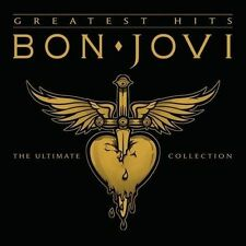 Bon Jovi Rock Music CDs & DVDs Greatest Hits
