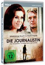 Die Journalistin * DVD Serie mit Marianne Koch und Horst Frank * Pidax Neu