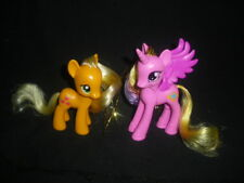 G4 My Little Pony Princess Cadance Applejack 2013 Crystal 2-Pack (2017E/F)