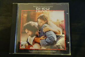 CD Rush, (BO) (music from the motion picture soundtrack) by Eric Clapton