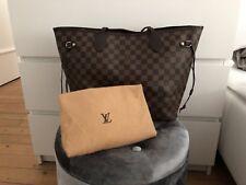 Louis Vuitton Neverfull MM Damier Shopper Canvas Top Tasche Weekender