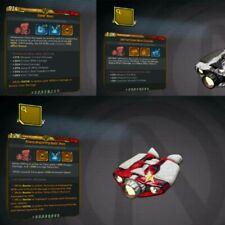 borderlands 3 (ps4) Modded seein dead zane class mods - x 3 pack - level 57