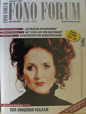 Fono Forum 10/09 M. Padmore, M. Ursuleasa, A. Sallinen, Marantz PM 6003 / CD6003