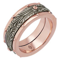 Stephen Webster 925 Sterling Silver London calling spinner Ring Size 10 »$325