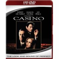 BRAND NEW FACTORY SEALED HD-DVD: CASINO (HD-DVD,1995, R, Crime Drama ) Free Ship