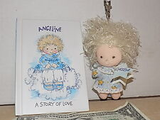 TY ANGELINE the ANGEL GIRL 'A STORY OF LOVE' - w/BOOK