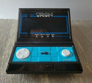Tomytronic Tron Tabletop Video Game (Tomy, 1981) *Tested/Works!