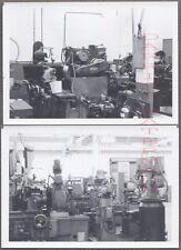 Vintage Photos Norton Machinery Machine Shop Interior 752605