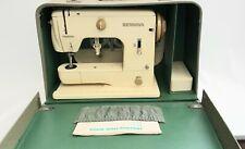 Swiss Bernina 700 Free Arm Multi Stitch Sewing Machine + Extras