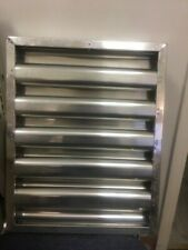 20 x 16 Kleen-Gard Stainless Steel Baffle Grease Filter (6) 40.00 Each