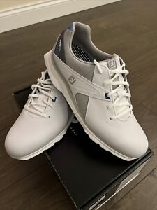 Footjoy Pro Sl Golf Shoes, Size 8uk, New In Box
