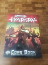Age of Sigmar Warcry - core rulebook