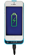 DCI Iphone 5/5s Rechargable Power Case - Blue