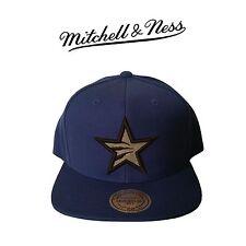 Mitchell Ness NBA All Star Toronto Raptors 3M Reflective Snapback Hat Cap Blue