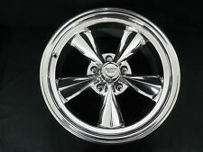 MAG WHEELS SET OF 4 FORD  2 X 17 X 7 -  2 X 17 X 8 INCH POLISH WITH LUG NUTS